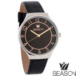 Γυναικείο ρολόι 6-1-37-3 μαύρο