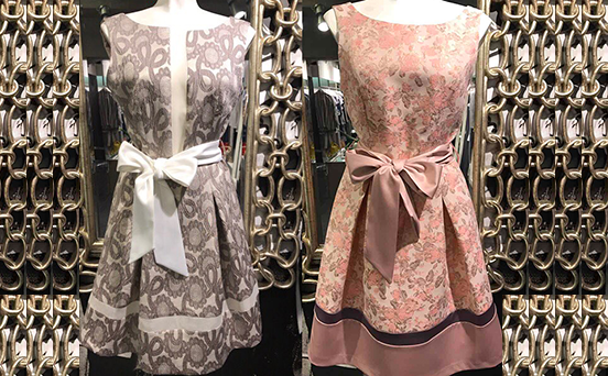 Αναζητώντας το τέλειο φόρεμα γάμου