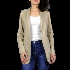 Γυναικείο σακάκι με τσέπες