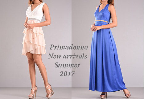 Wedding Dresses Summer 2017 In Patras Primadonna