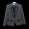 Γυναικείο σακάκι μεσάτο με κουμπιά