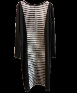Κοντό φόρεμα ελαστικό σε στενή γραμμή