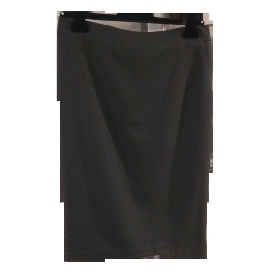 Κλασική μαύρη pencil φούστα