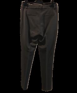 Μαύρο γυναικείο παντελόνι cigarette