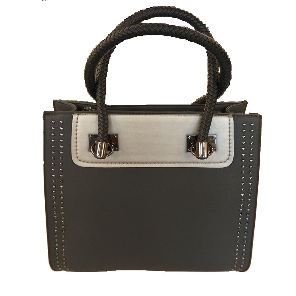 Hand bag with extra shoulder strap