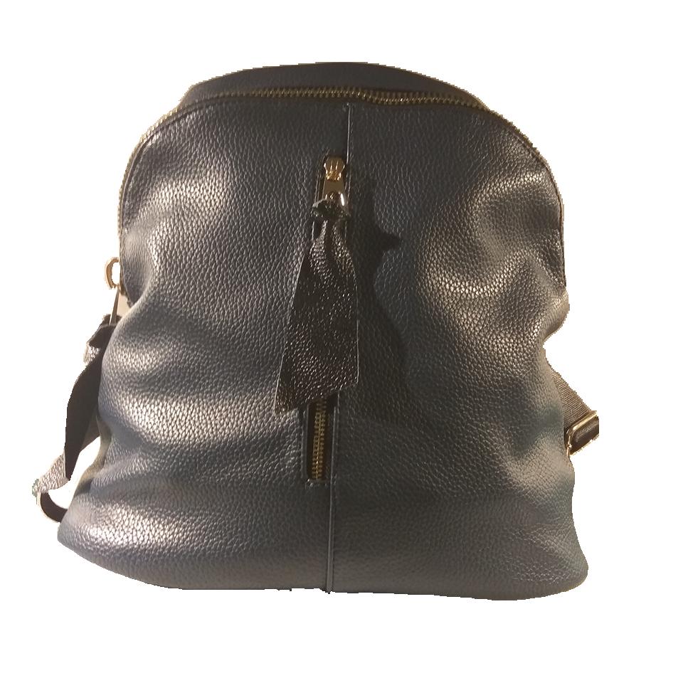 4c70116868 Γυναικείο σακίδιο πλάτης με κάθετα φερμουάρ