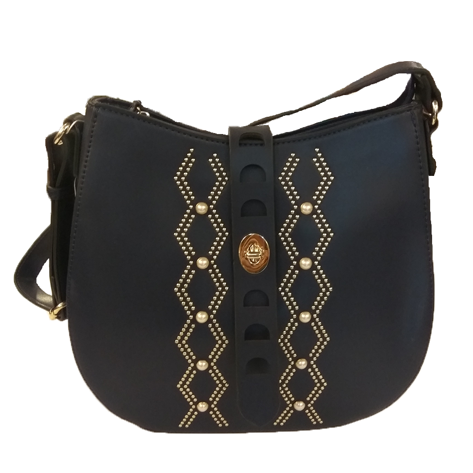 c4e820cac8 Γυναικεία τσάντα χιαστί με πέρλες