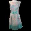 Κοντό φόρεμα σε Α γραμμή με φιόγκο