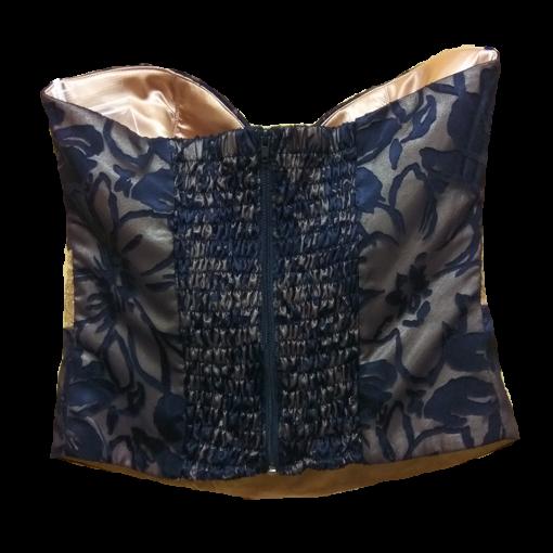 Women's lace bodice