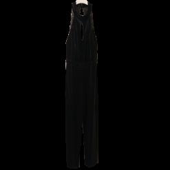 Βελούδινη ολόσωμη φόρμα με ανοικτή πλάτη