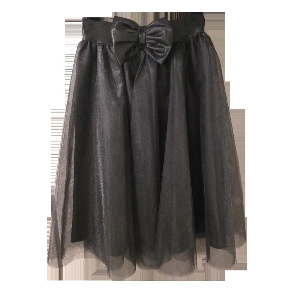 Φούστα tutu με διακοσμητικό φιόγκο
