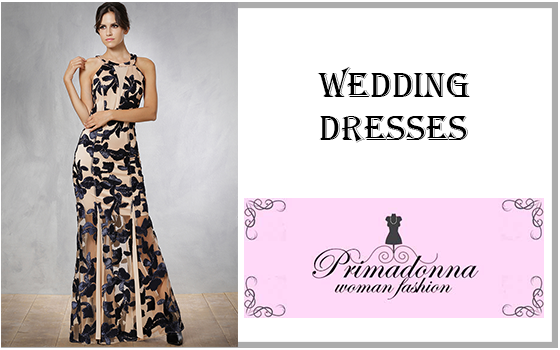 8aeb48015304 Μακριά φορέματα γάμου στην Πάτρα s/s 2018 | Primadonna.com.gr