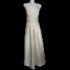 Maxi φόρεμα σε Α γραμμή με ζώνη