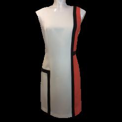 Κοντό φόρεμα cocktail χωρίς μανίκια