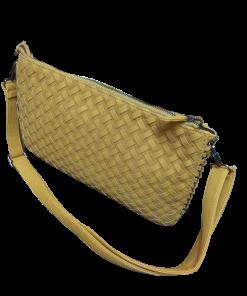 Small shoulder bag with adjustable strap