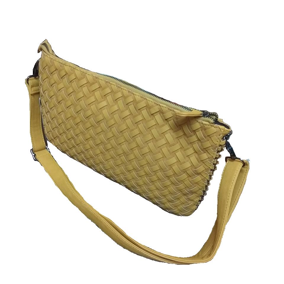 Μικρή τσάντα ώμου με ρυθμιζόμενο λουράκι