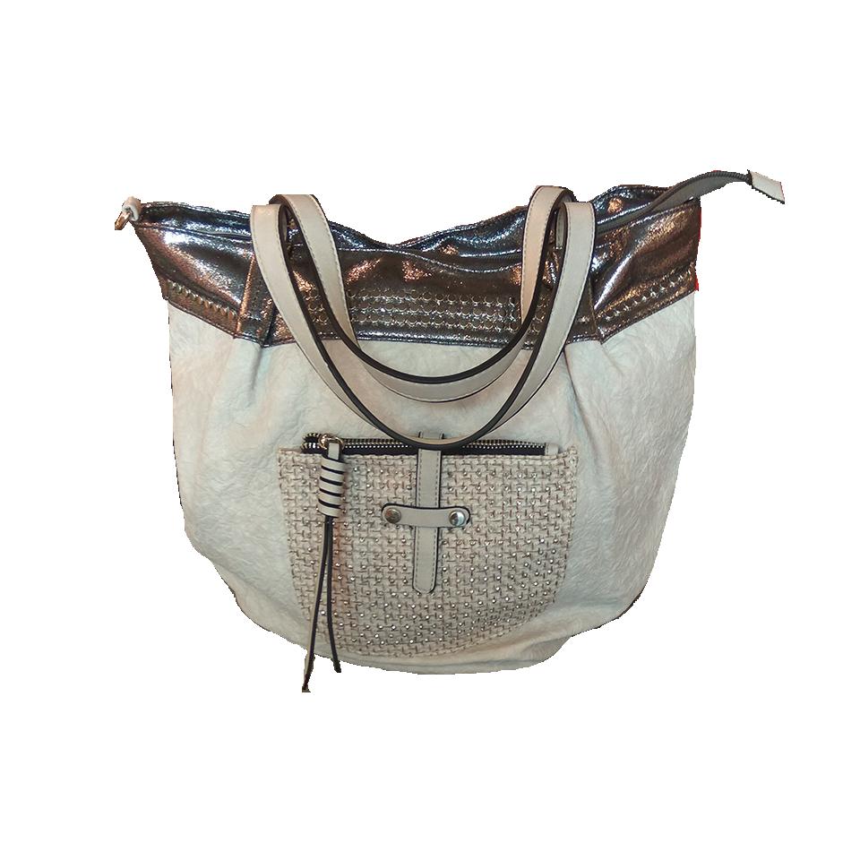 Γυναικεία τσάντα με μοντέρνο σχέδιο