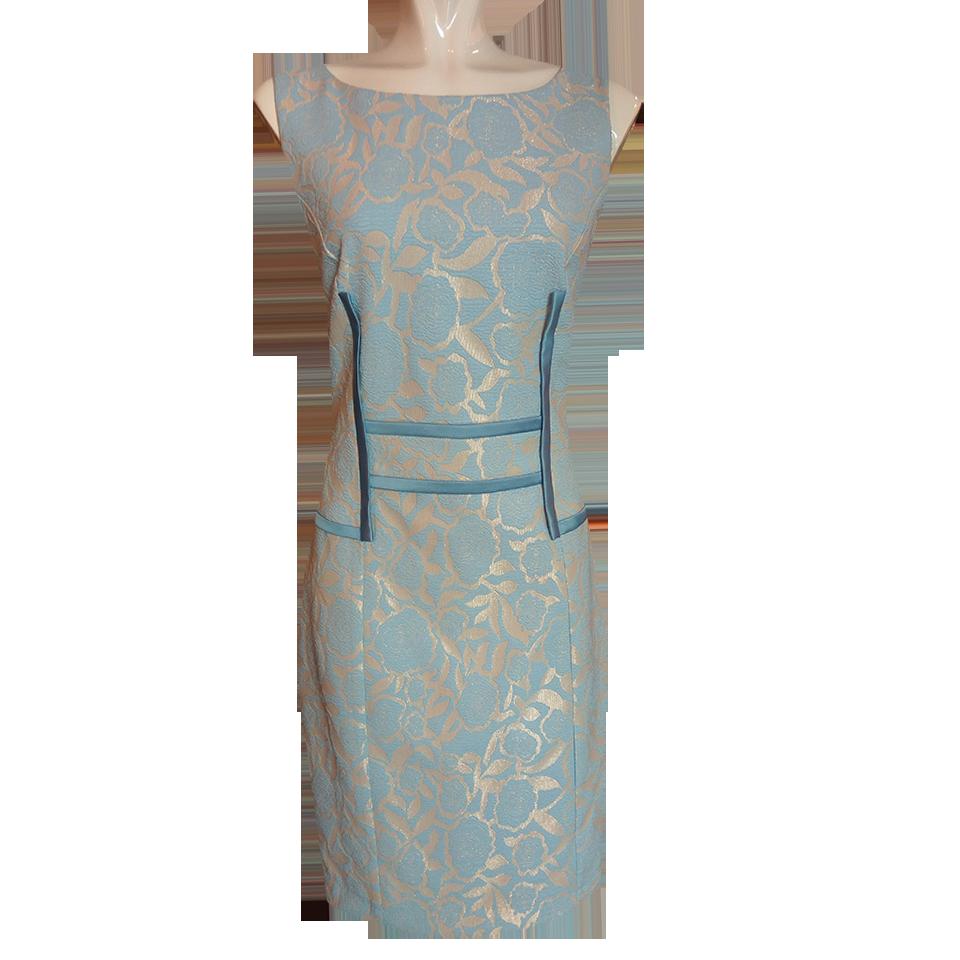 7d063cde612d Mini pencil φόρεμα με ανάγλυφη δαντέλα