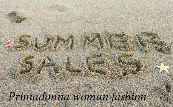 Θερινές εκπτώσεις σε γυναικεία ρούχα 2018