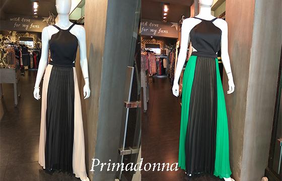Το top maxi φόρεμα επιστρέφει σε χρώματα