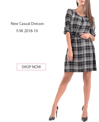 New casual dresses f/w 2018 - 19
