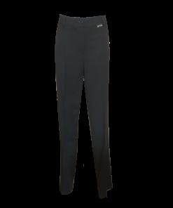 Μαύρο κομψό παντελόνι cigarette
