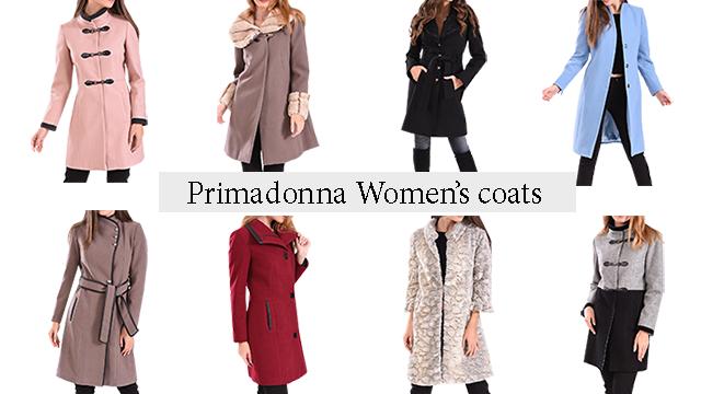 Τα ωραιότερα παλτό έρχονται στην Πάτρα