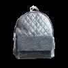 Γυναικείο backpack βελουτέ με strass