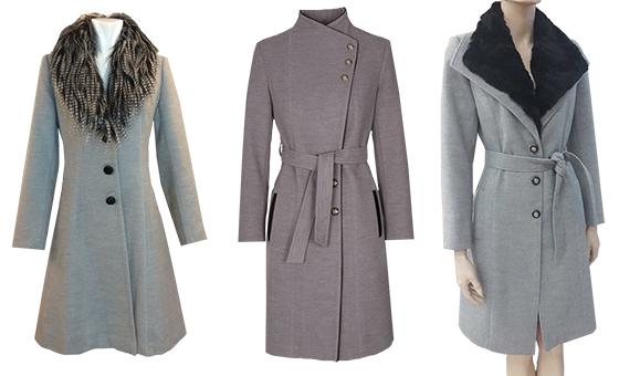 Γκρι παλτό : Επενδύστε τον φετινό χειμώνα