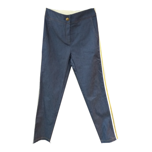 Fashionable jeans trousers