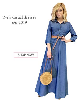 Ρούχα casual s/s 2019