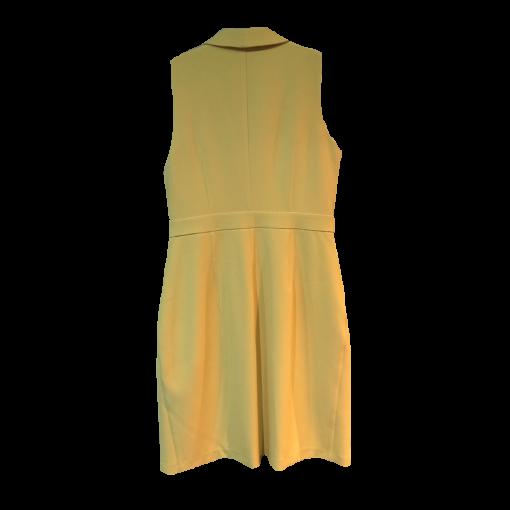 Κοντό φόρεμα smoking με κουμπιά