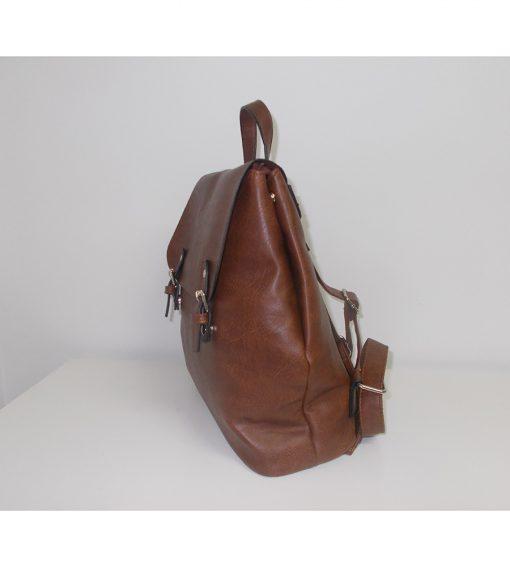 gynaikeio-backpack-me-eksoteriki-thiki primadonna.com.gr